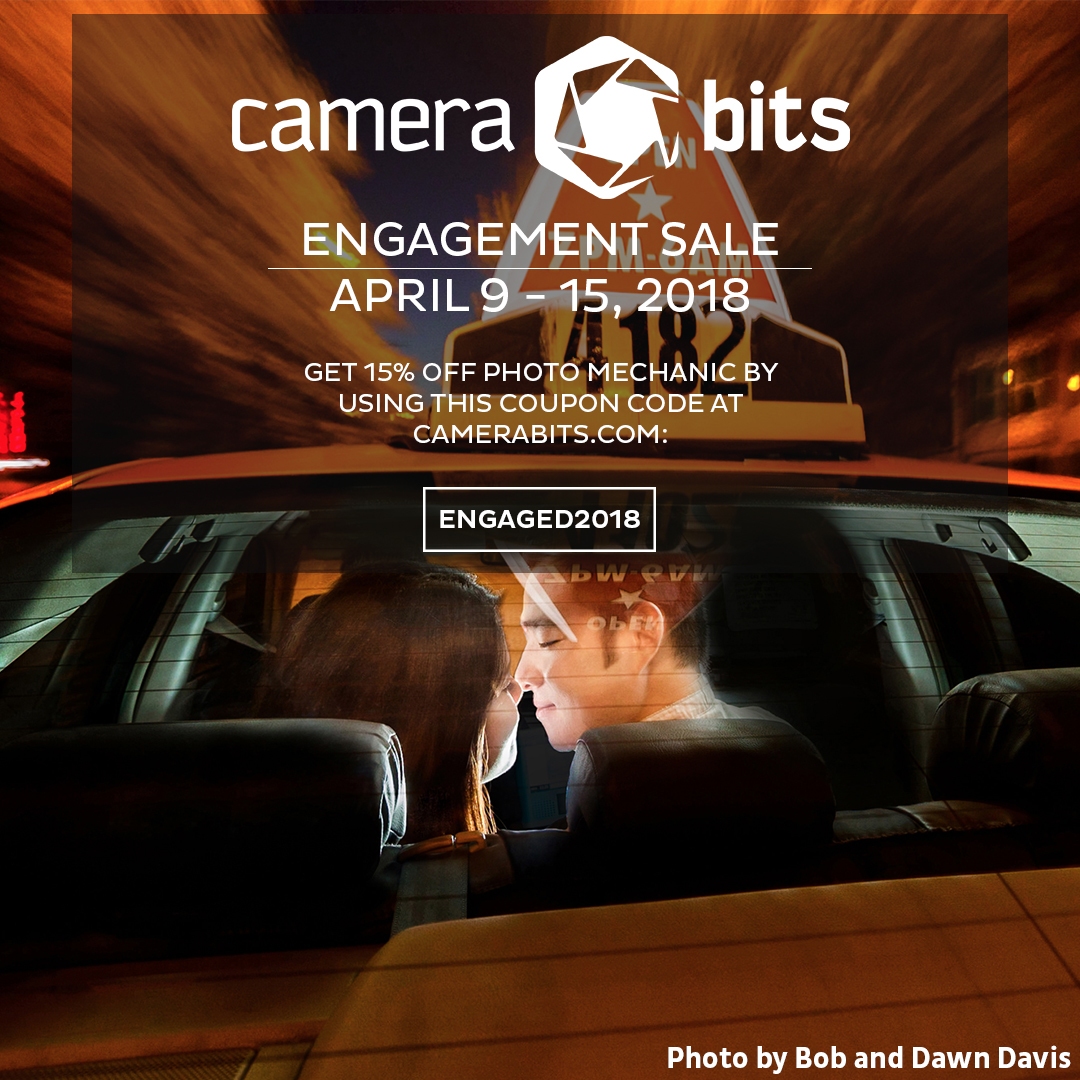 Image for Camera Bits Engagement Sale!