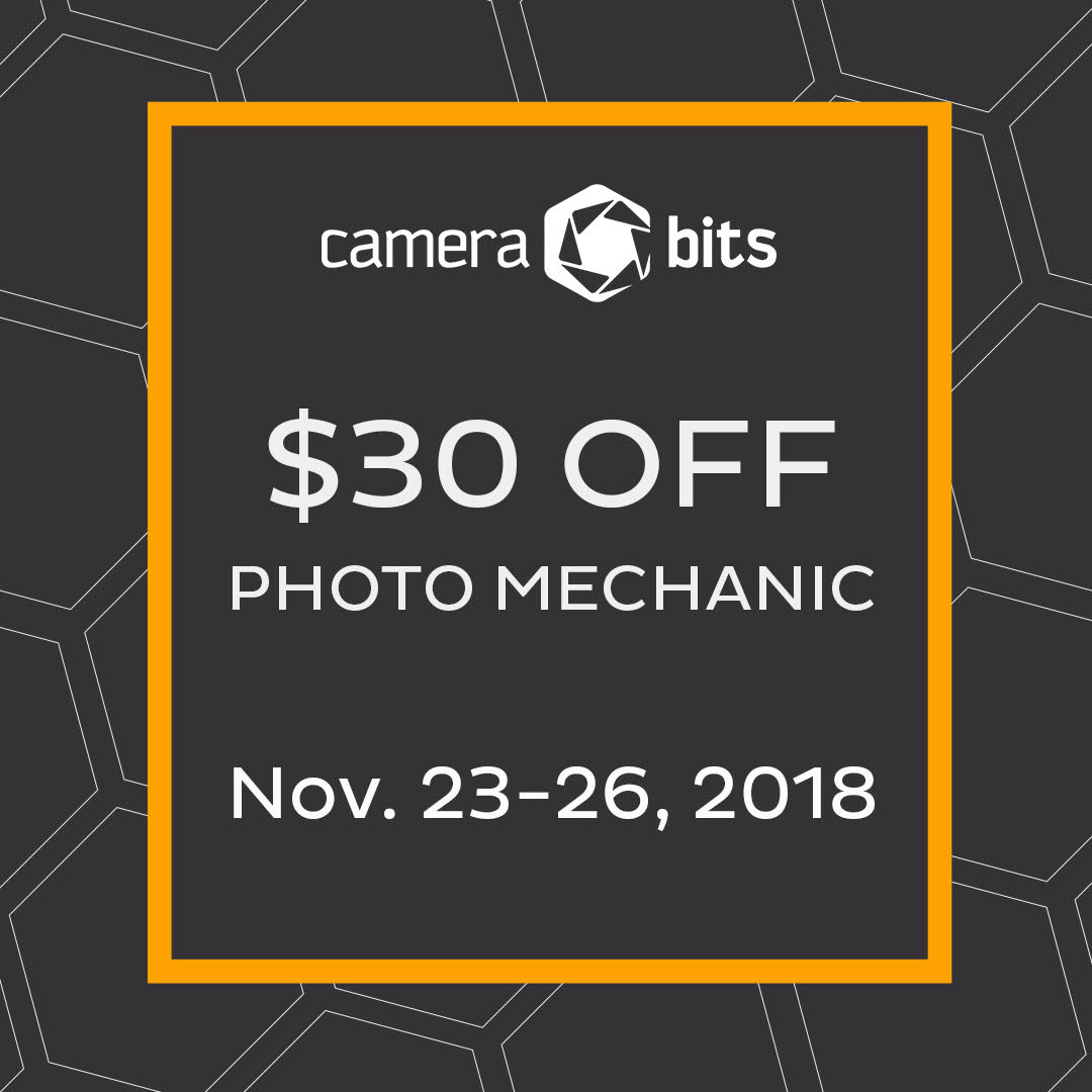 Image for The Camera Bits Black Friday Sale!