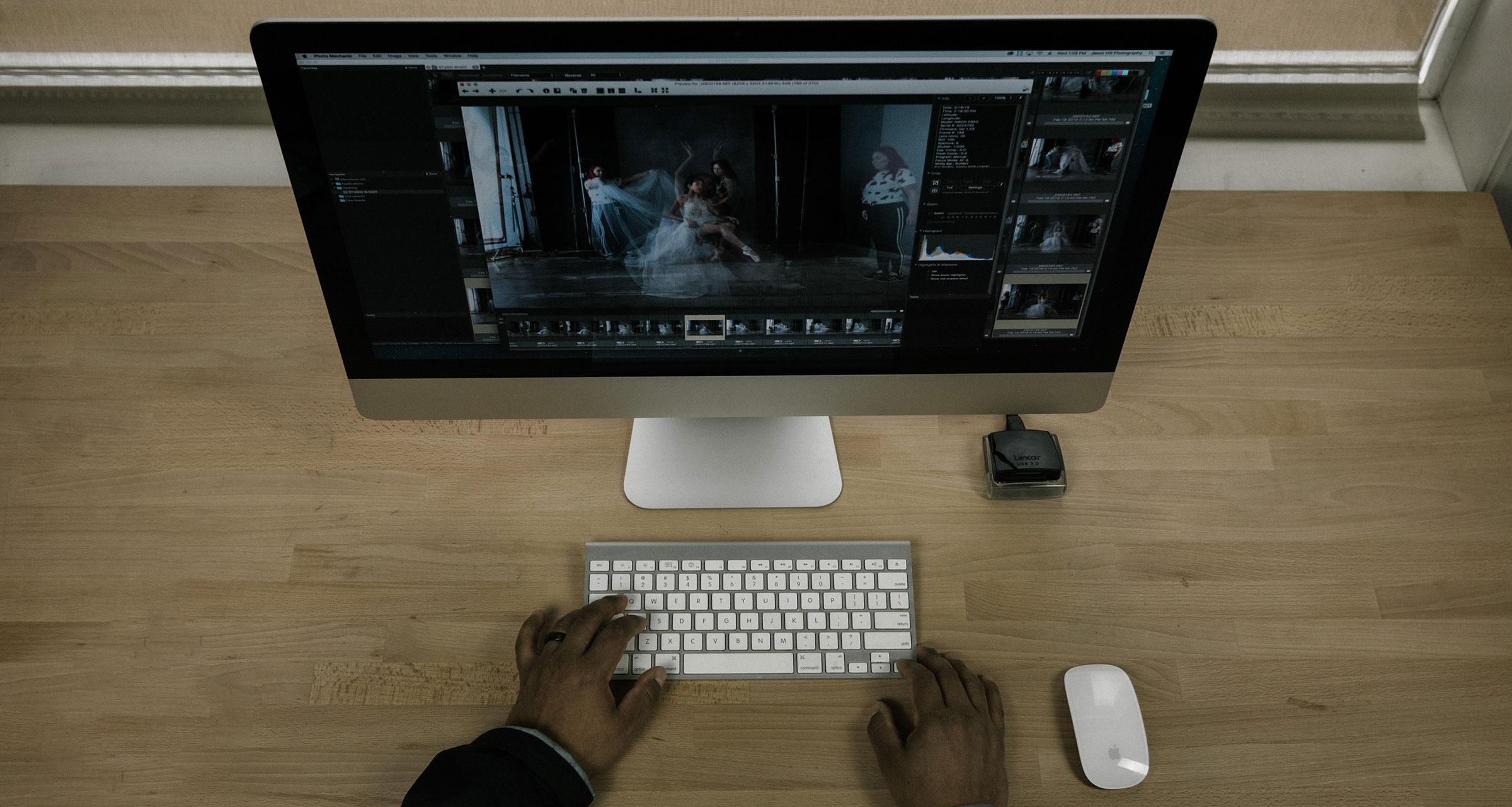 Photo Mechanic Mac 破解版 数码照片管理系统-麦氪派