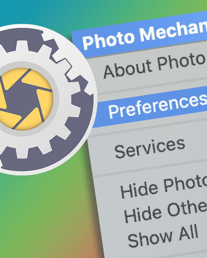 Image for Setting Up Photo Mechanic:  Quickstart guide to Preferences